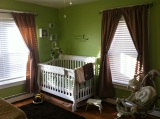 Drab to Shab – Baby Room